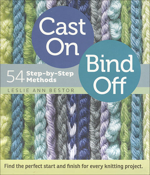Book - Cast On Bind Off