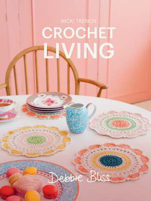 Book - Crochet Living
