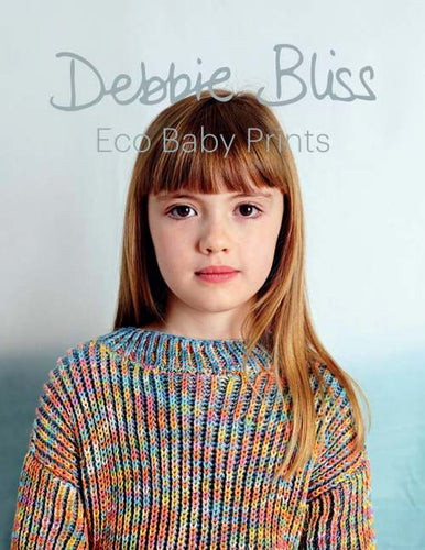 Book- Debbie Bliss Eco Baby Prints