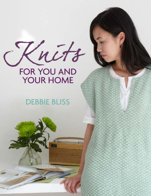 Book - Knits for You and Your Home