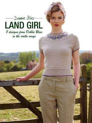 Book - Land Girl