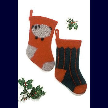 Felt Christmas Stockings