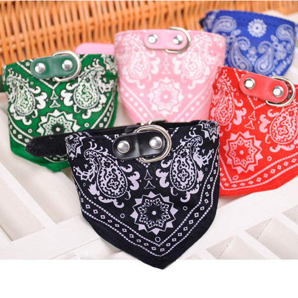 Adjustable Dog Bandanna Collar - APEARA
