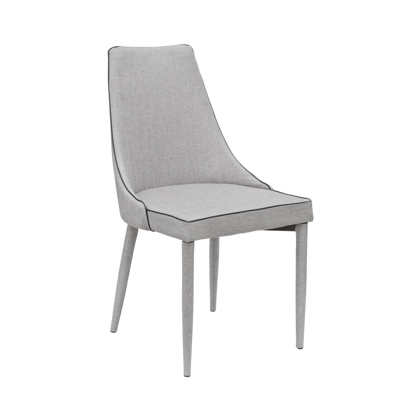 Light Grey Dining Chair – Glam Home Store