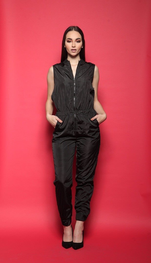 Trenchy Jumpsuit