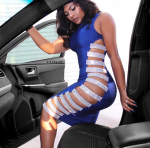 Iceberg Bandage Dress