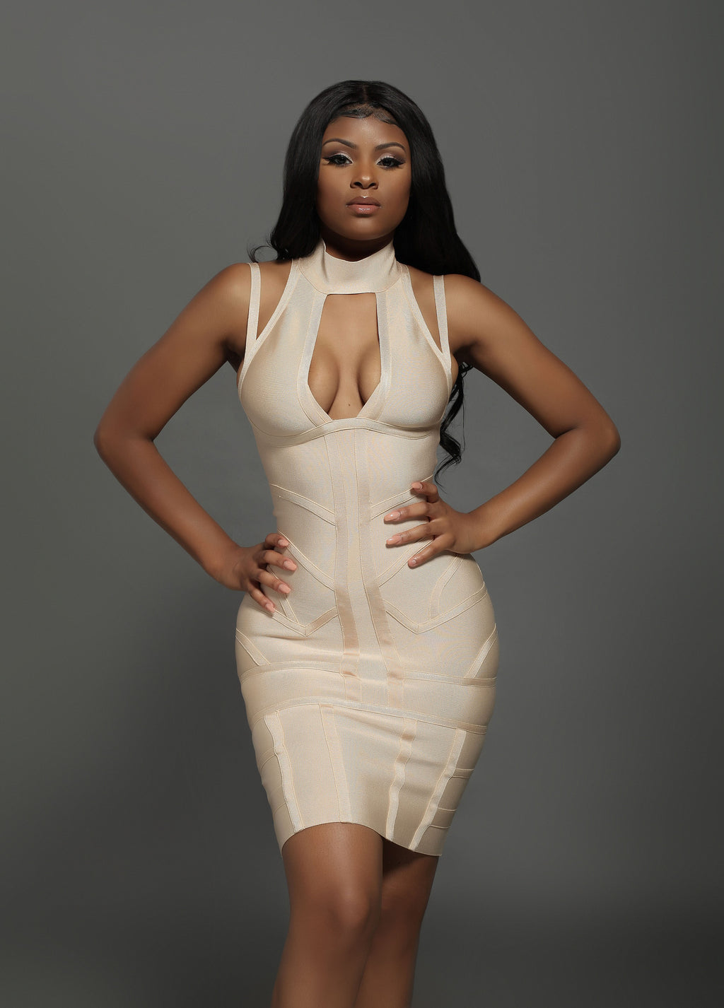 Niya Bandage Dress