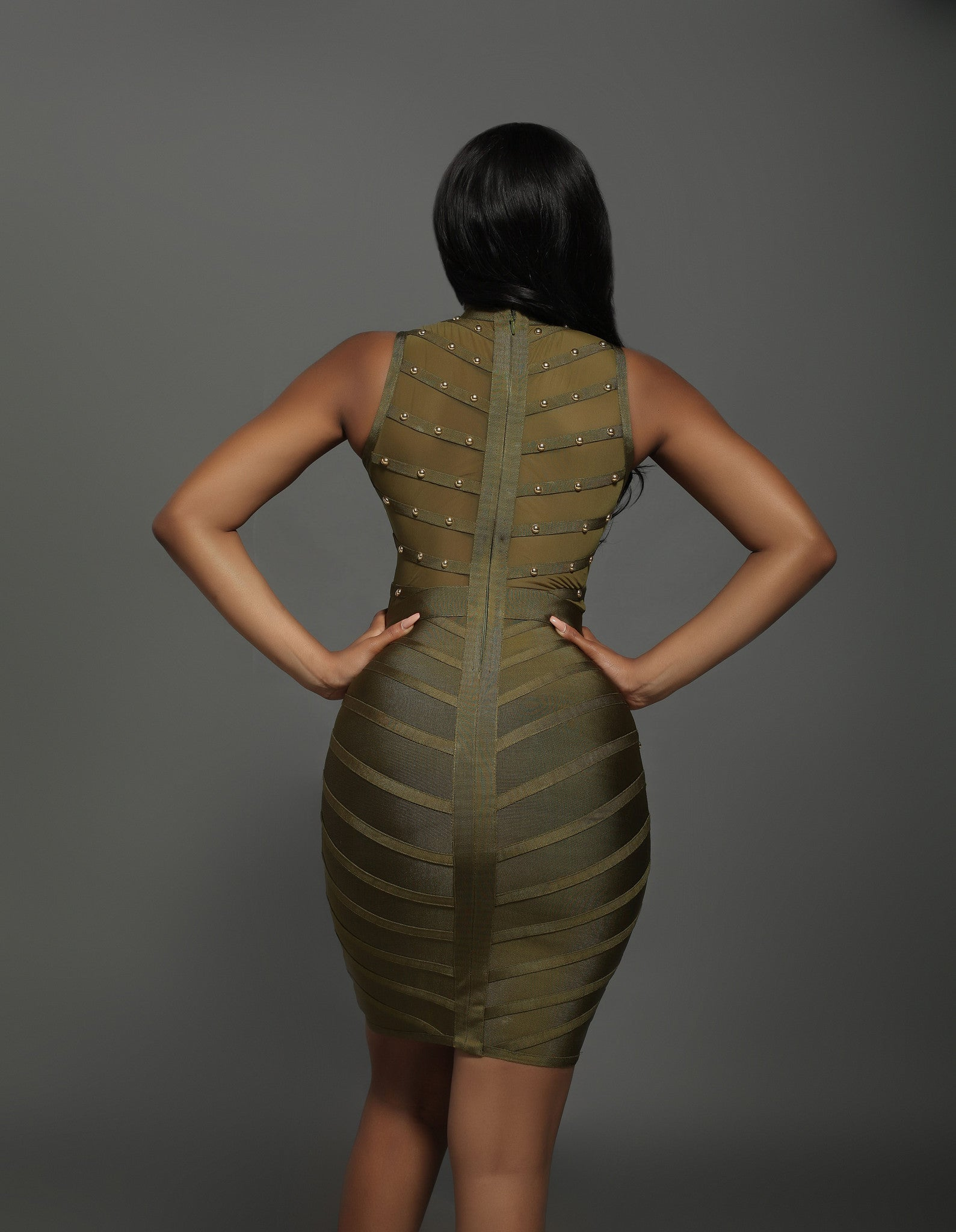 Paige Bandage Dress