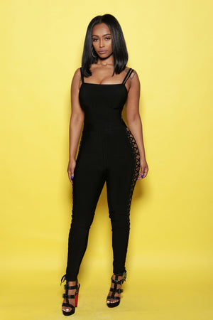 Bally Bandage Jumpsuit