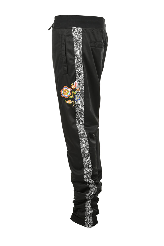 Crackle Stripe Track Pant