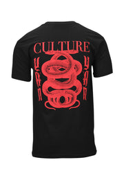 Culture Snake Society Tee