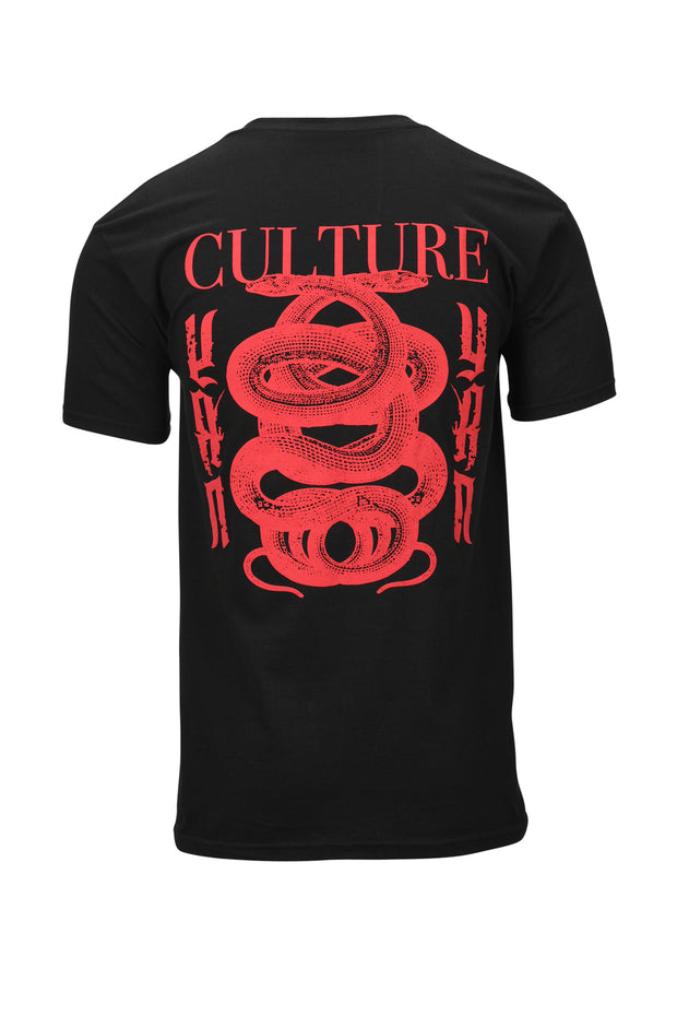 Culture 2 Snake Society Tee