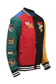 College Block Varsity Jacket