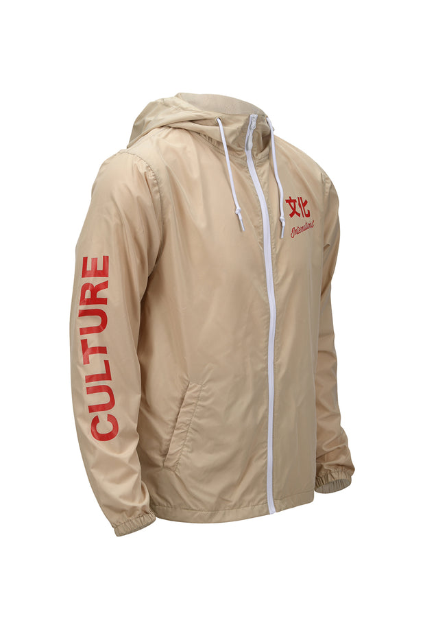 Culture Cream Windbreaker YRN Migos