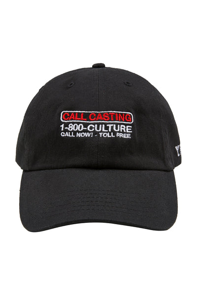 Call Casting Hat
