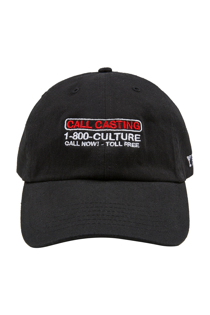 Call Casting Hat - Black