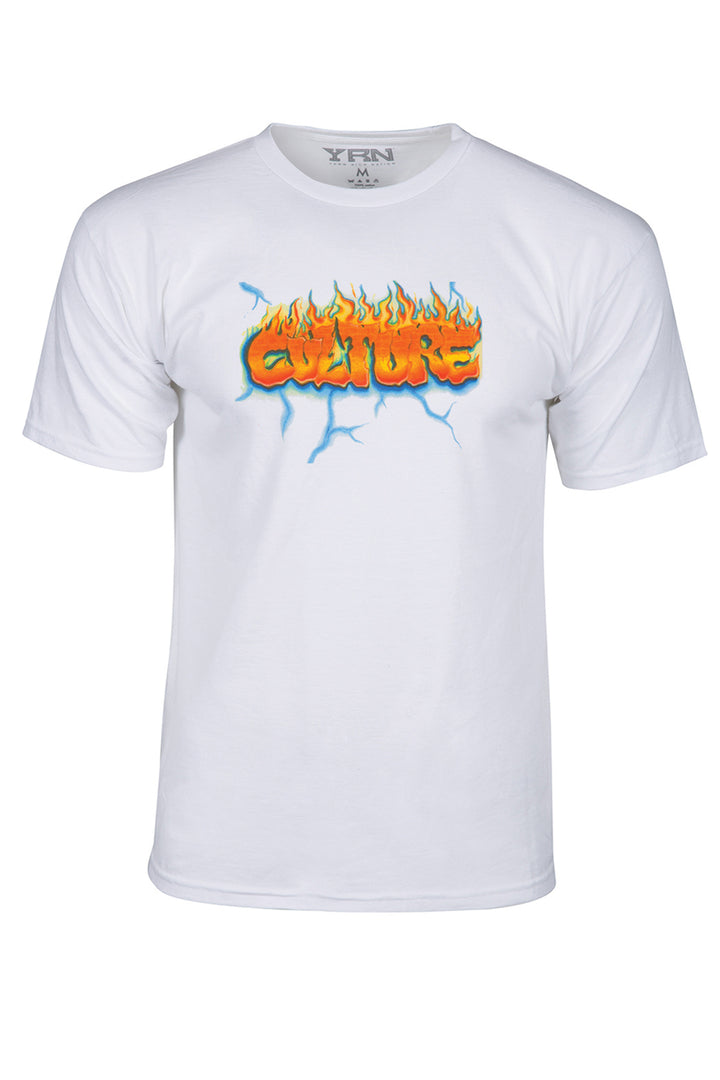 Culture Graffiti Tee - White