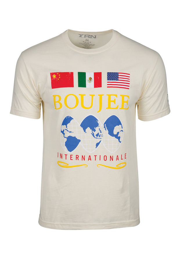 Boujee Internationale Tee