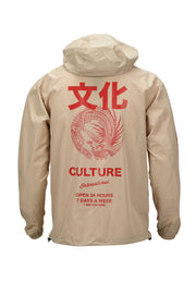 Culture Cream Windbreaker