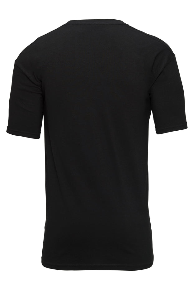 Lockdown Tee - Black