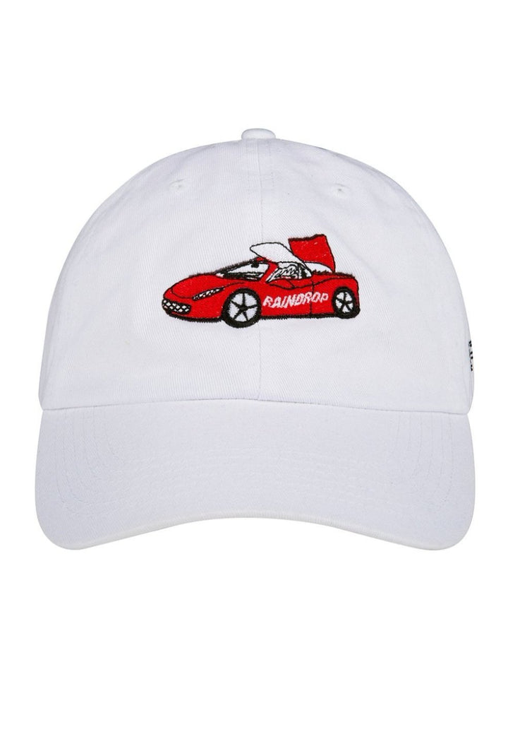 Droptop Hat - White