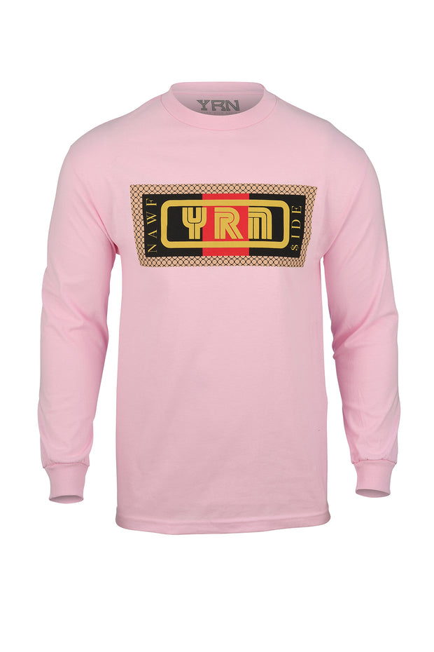 Migos NAWF Side Box Long Sleeve