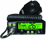 President Ronald 10 Meter Amateur Ham Radio AM/FM/PA 12v 7 Color LCD - Audiovideodirect