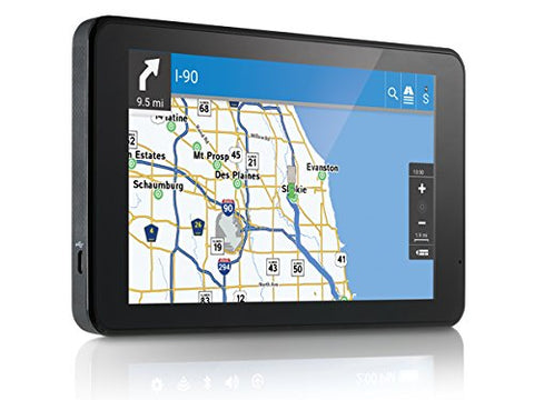 "Rand McNally LM IntelliRoute 7"" GPS Truck Navigator Lifetime Map Updates TND740 - Audiovideodirect"