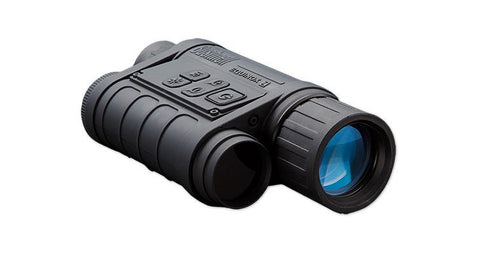 Bushnell 3x30 Equinox Digital Night Vision Black Monocular 260130 - Audiovideodirect
