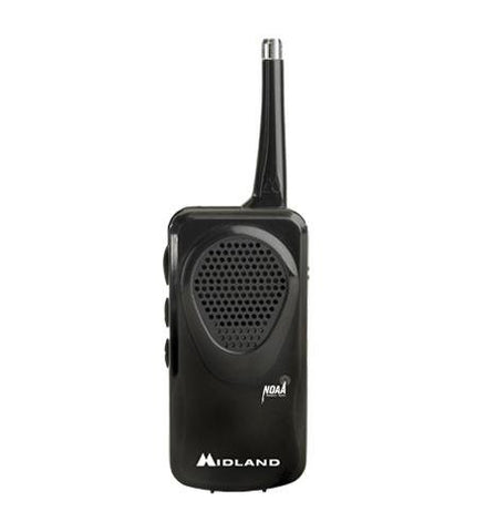 MIDLAND RADIO HH50 Pocket Weather Alert Radio - Audiovideodirect