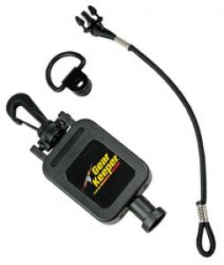 HammerHead Industries RT-34112 Gearkeeper(r) Heavy Duty Retractable Cb Mic Holder With Heavy Duty Snap Clip - Audiovideodirect