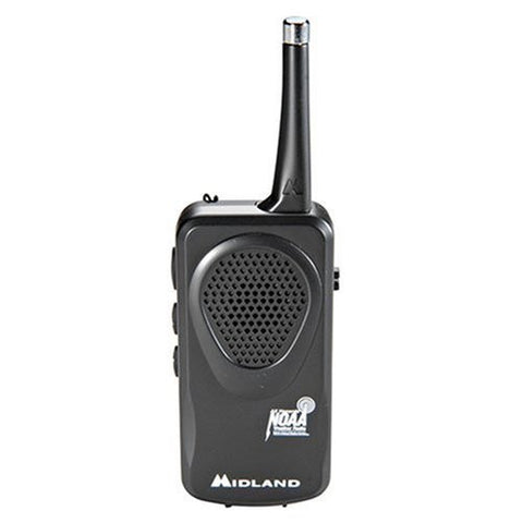 Midland HH50 Pocket Weather Radio - Audiovideodirect