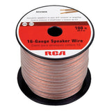 RCA Speaker Wire - Audiovideodirect