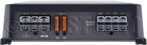 PIONEER GMD8601 GM Digital Series Class D 1,600 Watts Mono Amplifier - Audiovideodirect