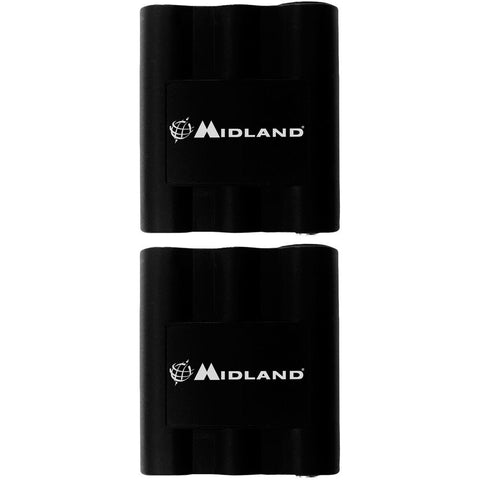 Midland Rechargeable Battery Packs for Midland HH54 - Audiovideodirect