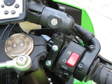 Ram Mount Motorcycle Brake/Clutch Reservoir Base with 1-Inch Ball - Audiovideodirect