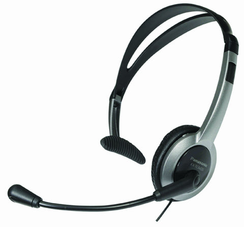 Panasonic KX-TCA430 Comfort-Fit, Foldable Headset - Audiovideodirect