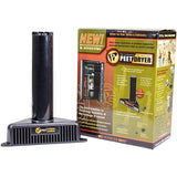 PEET Dryer M10 SafeKeeping Three Prong Attack Black Dryer for Gun Storage - Audiovideodirect