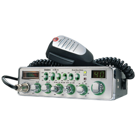 Uniden 40-Channel CB Radio - Audiovideodirect