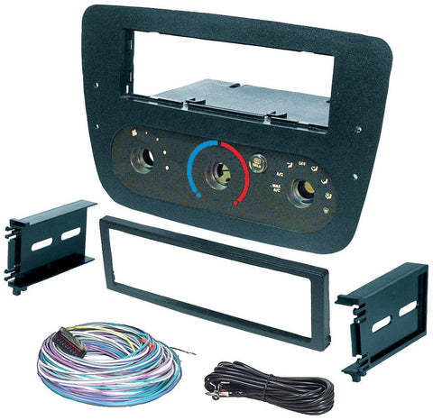 American International FMK578 Installation Kit with ISO Trim Ring - Audiovideodirect
