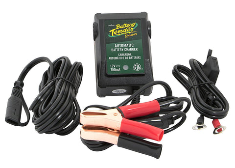 Battery Tender BAT0210123 12-Volt Junior Solid State LED Indicates Charger - Audiovideodirect