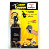 Gear Keeper RT4-4112 Standard Retractable CB Microphone Holder - Audiovideodirect