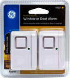 GE Personal Security Window/Door Alarm - Audiovideodirect