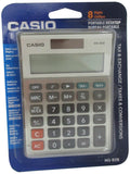 Casio MS-80B Standard Function Desktop Calculator - Audiovideodirect