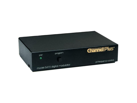 One Channel Plus Digital Video Modulator (Single Source) MPT5415 - Audiovideodirect