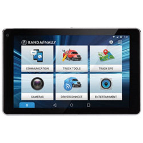Rand McNally OverDryve 7 Pro Truck Navigation with 7″ Display, Bluetooth - Audiovideodirect