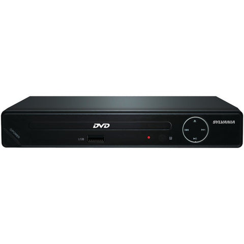 SYLVANIA SDVD6670 MPEG2 HDMI DVD Player with USB Port for Digital Media Playback