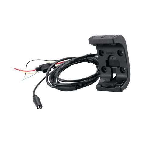 Garmin AMPS Rugged Mount with Audio/Power Cable GRM1165401 - Audiovideodirect