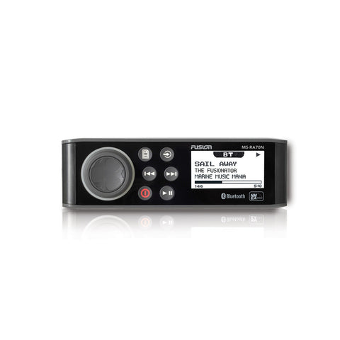 Marine Entertainment System with Bluetooth with NMEA 2000 Compatibility MS-RA70N - Audiovideodirect