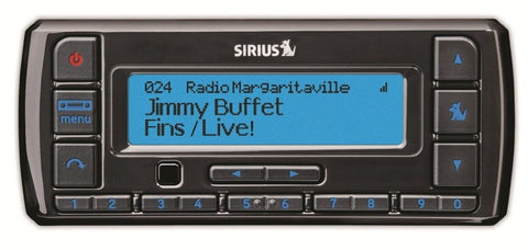 Sirius XM SSV7 Stratus 7 Replacement - Audiovideodirect